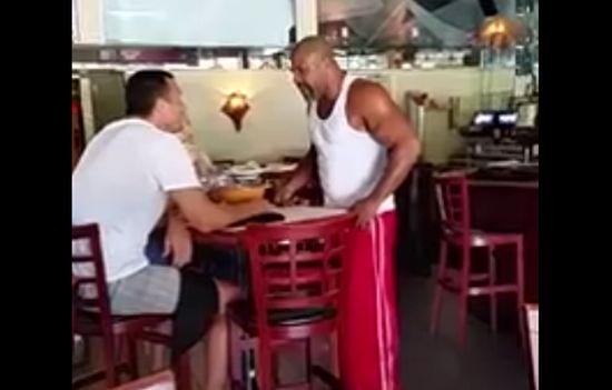 Klitschko Cools Down Briggs