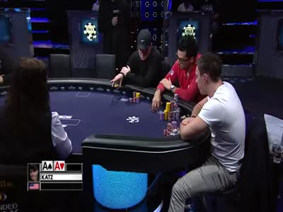 One Million Dollar Poker Final