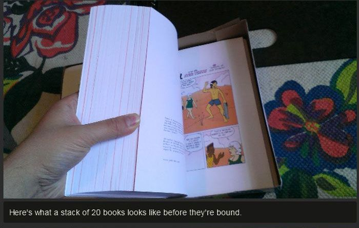 How To Make A Thesis At Comic Book School (34 pics)