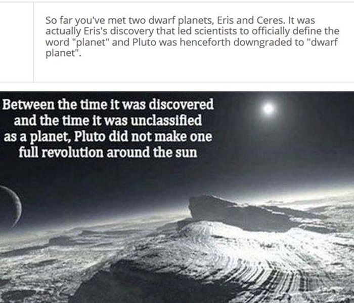 Interesting Facts About Our Solar System (24 pics)