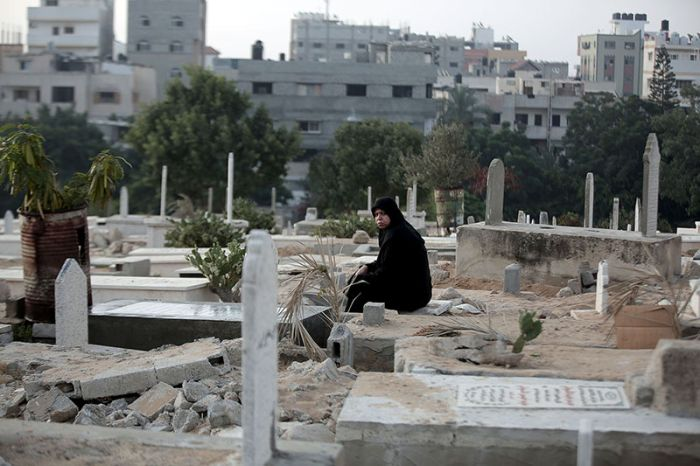 The True Devastation Of The Arab-Israeli Conflict (27 pics)