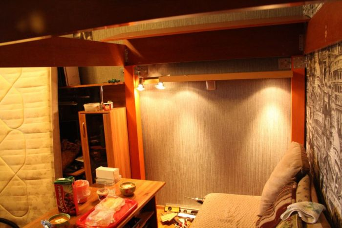How To Make A Loft Bed At Home (16 pics)