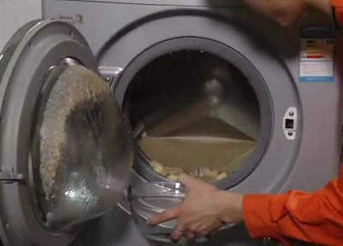 How To Cook Soup In A Washing Machine (10 pics)