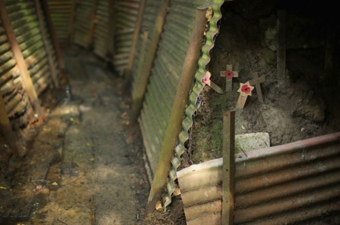 Looking Back At World War I And Flanders Fields (16 pics)