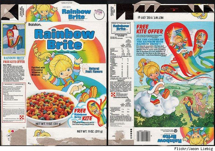 Awesome Cereals From The 80s And 90s (54 pics)