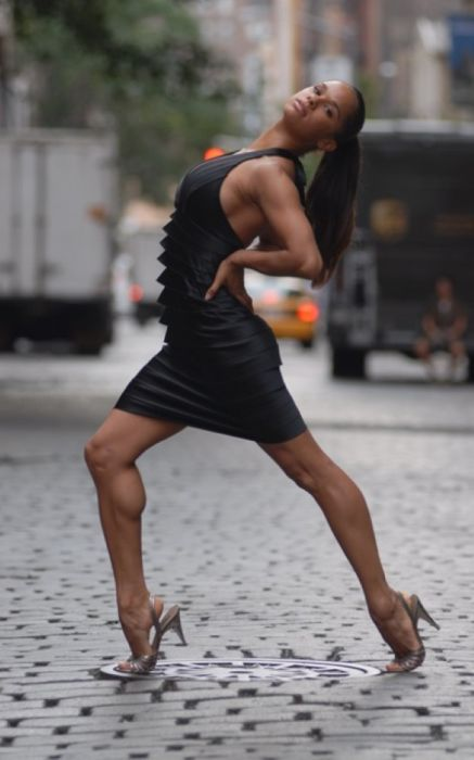 Misty Copeland Makes Ballet Seem Hot (30 pics)
