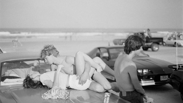 What Spring Break Looked Like In The 80s (54 pics)