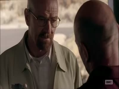 Alternate Breaking Bad Scene
