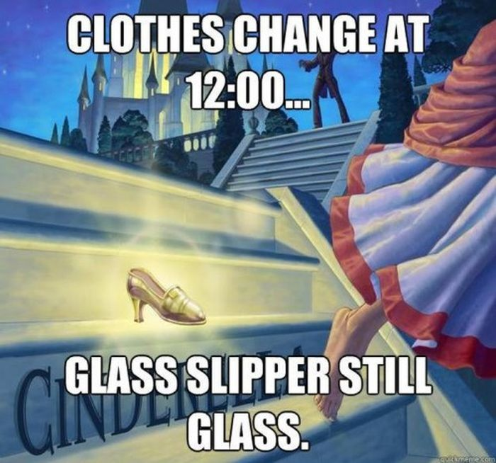 Cartoon Logic At Its Finest (31 pics)