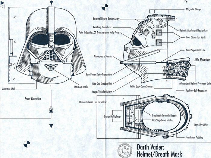 Facts About Darth Vader's Armor (10 pics)