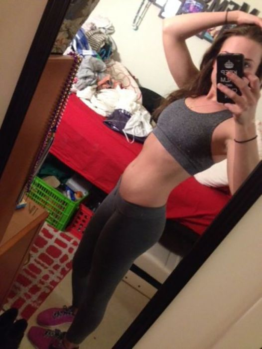 Sports Bras Are A Wonderful Thing (45 pics)