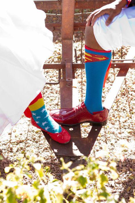 When Superman Marries Wonder Woman (19 pics)
