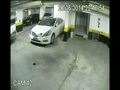 Rage Parking Guy On Pickup