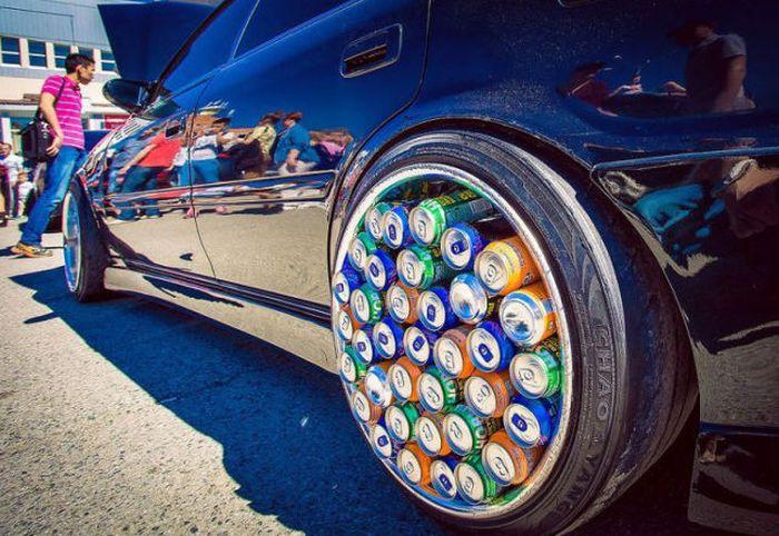 Hilarious Car Pictures (44 pics)