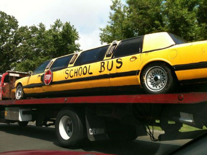 Hilarious Car Pictures (44 pics)