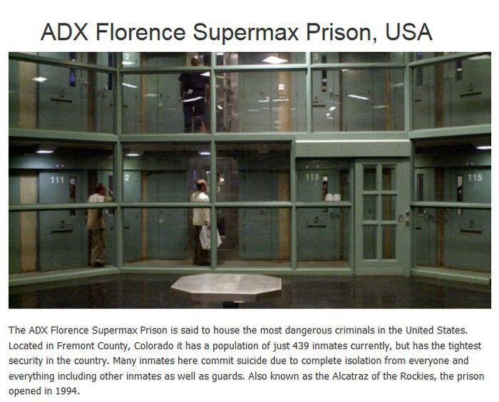 The Worst Prisons From Around The World (10 pics)