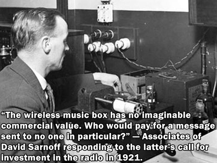 Famous People That Got The Future Wrong (25 pics)