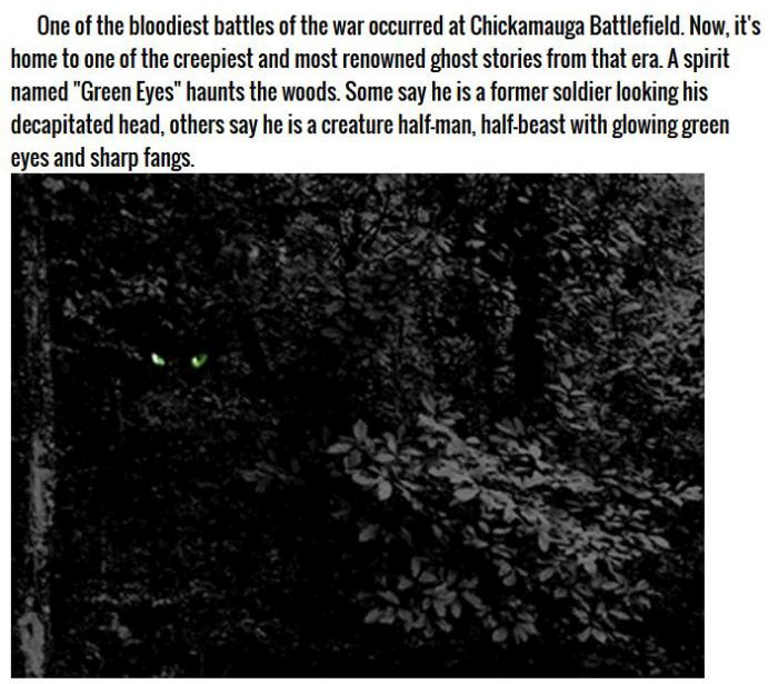 Ghosts On The Battlfield (6 pics)