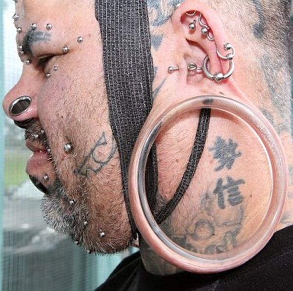 Man With The Biggest Earlobes (6 pics)