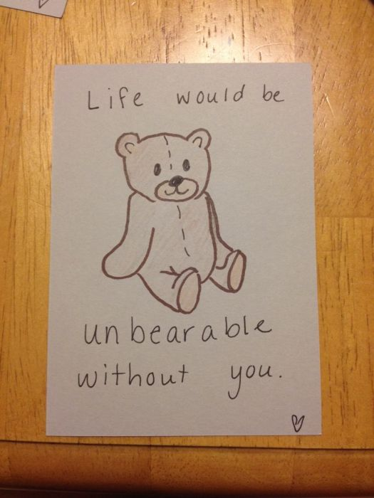 Sappy Love Puns That Work Every Time (8 pics)