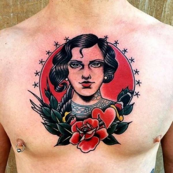 Totally Unique Tattoos (66 pics)