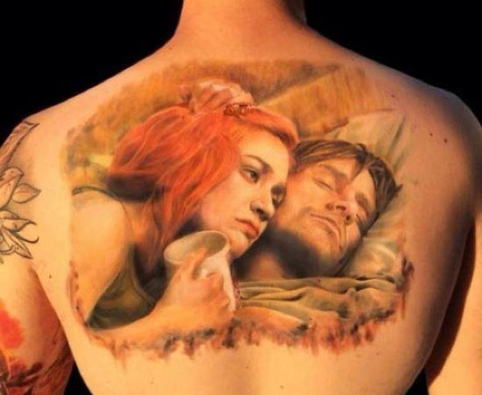 Totally Unique Tattoos (66 pics)