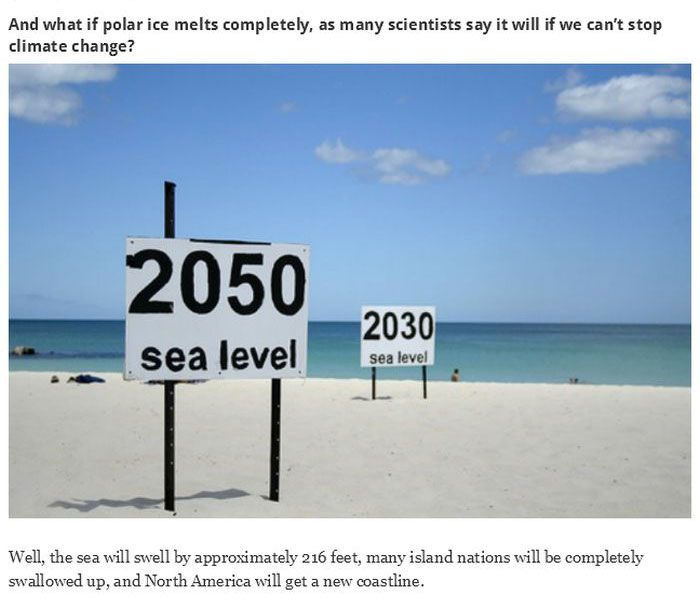 The Reality Of Climate Change (27 pics + video)