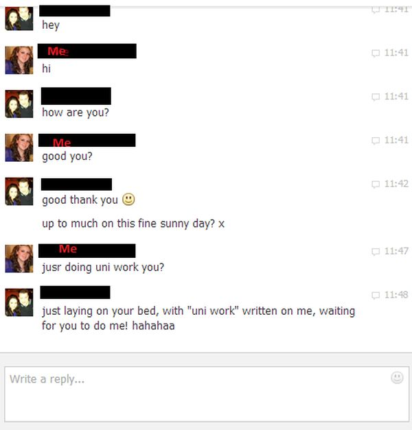 Guys With No Game Getting Shutdown By Girls (17 pics)