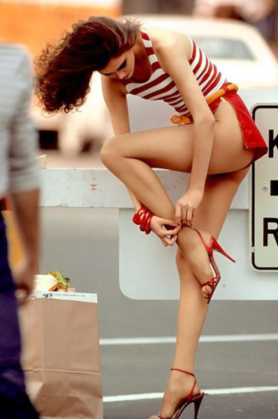 Tall Girls With Luscious Long Legs 47 Pics