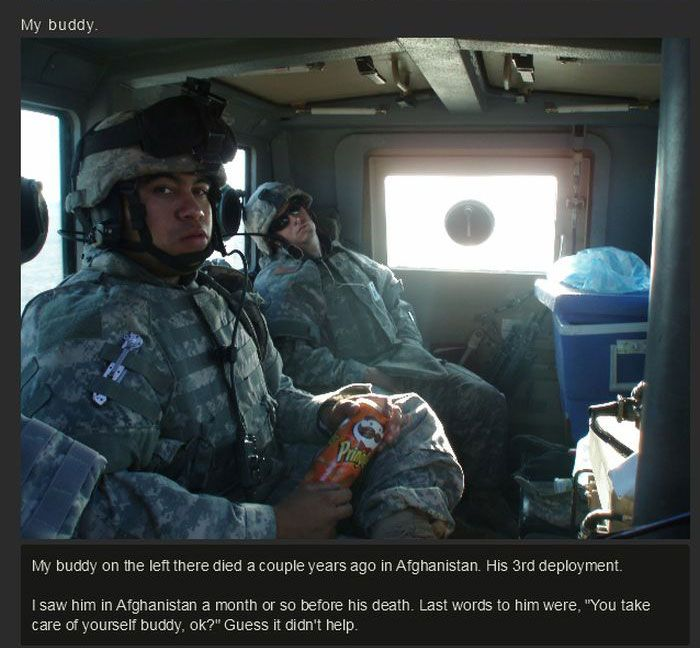 The Life Of A US Soldier In Iraq (26 pics)