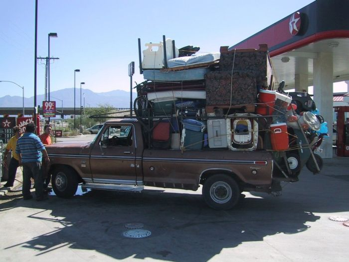 These People Will Only Make One Trip (22 pics)