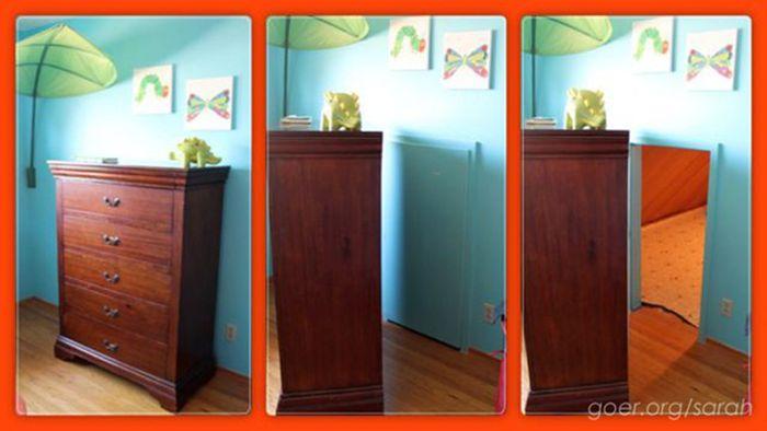 Secret Treasure Room (8 pics)