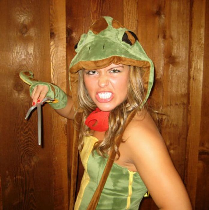 Sexy Teenage Mutant Ninja Turtles Cosplay (39 pics)