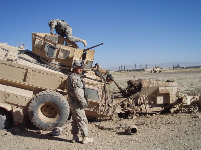 The Life Of Soldiers In Iraq and Afghanistan (101 pics)