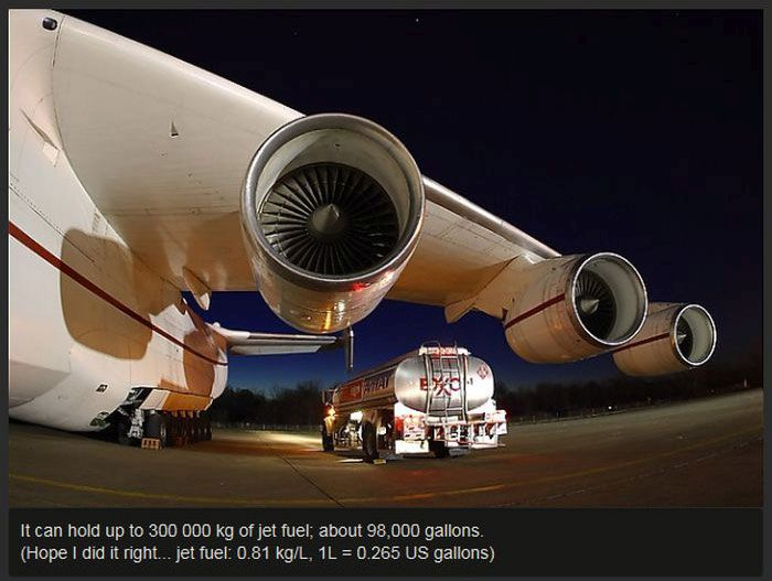 The Largest Plane Ever (7 pics)