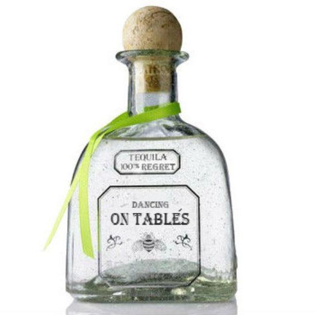 If Alcohol Labels Were Honest (7 pics)