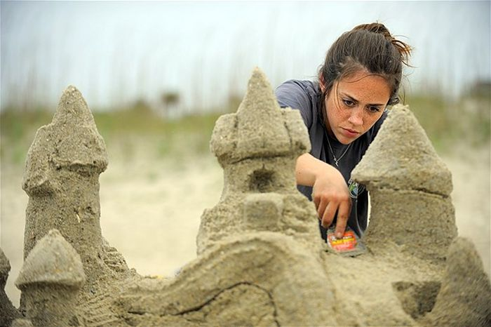 Sand Sculptures That Will Blow Your Mind (40 pics)