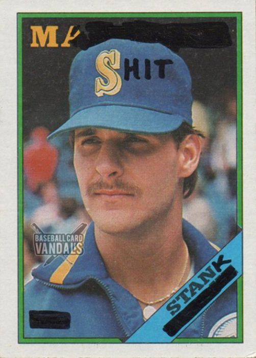 Baseball Card Vandals Is Pure Entertainment (25 pics)