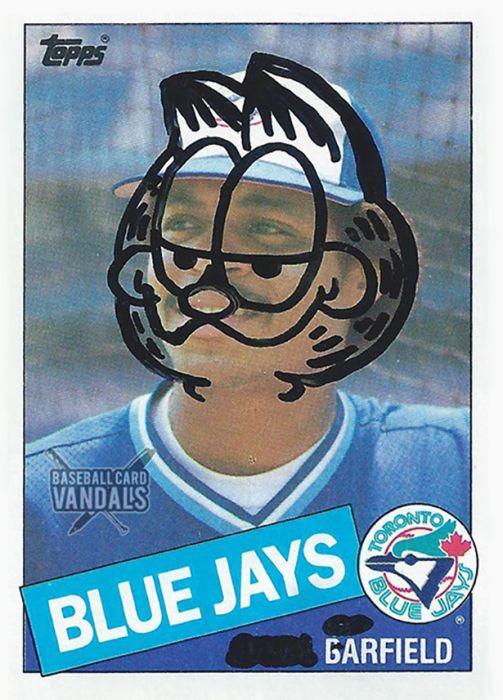 Baseball Card Vandals Is Pure Entertainment (25 pics)