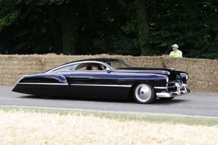 This Cadillac Sedanette Is Known As Cadzilla (21 pics)
