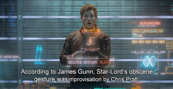 Facts You Didn't Know About Guardians Of The Galaxy (24 pics)