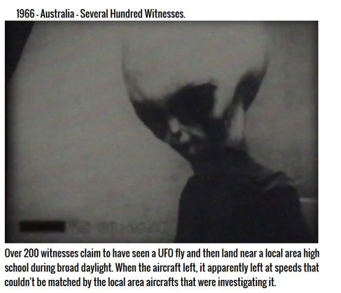 Scary But Believable Alien Encounter Stories (7 pics)