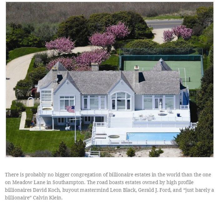 The Top 10 Locations Where Billionaires Hang Out (19 pics)