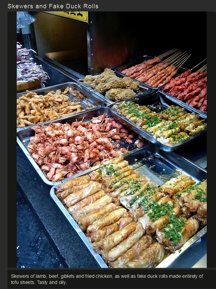 Crazy Food Found On The Streets Of China (14 pics)