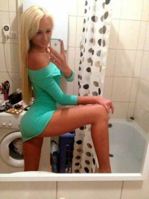 Girls in tight dresses flaunting their assets 45 pics for Tight bathroom