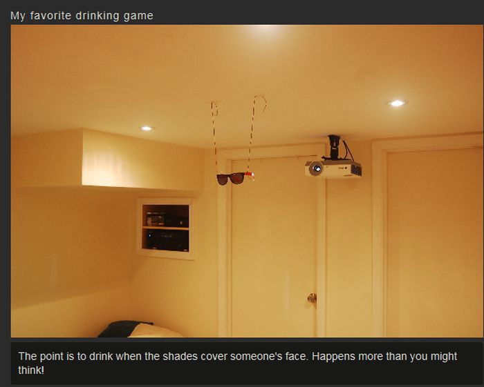 Hilarious Drinking Game (4 pics)