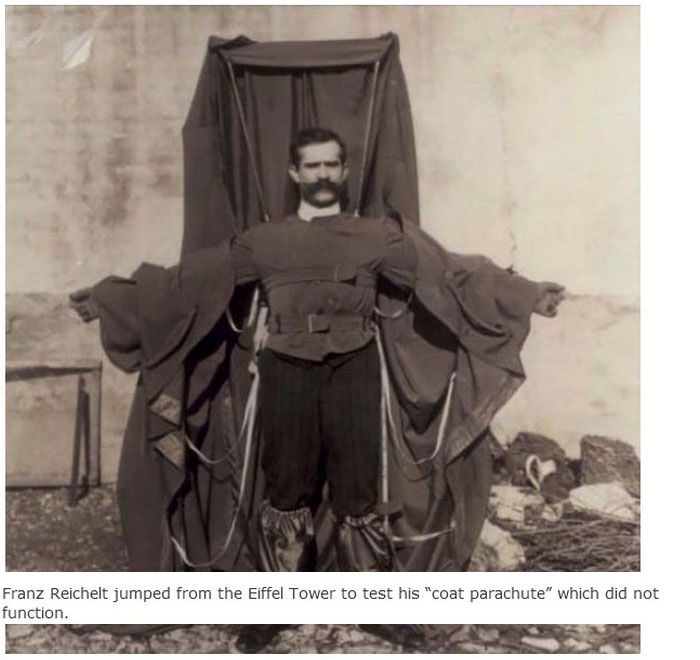 Famous Inventors Who Were Killed By Their Inventions (10 pics)