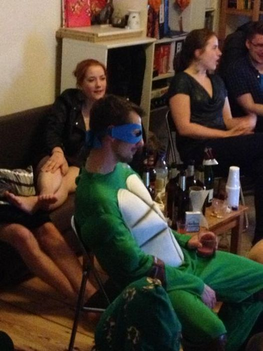 When Alcohol Takes Over (42 pics)