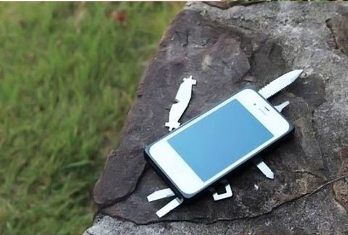 Everyone Needs This Swiss Army iPhone Case (11 pics)