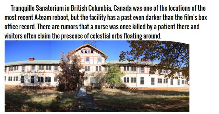 The Spookiest Real Life Haunted Hospitals Ever (8 pics)